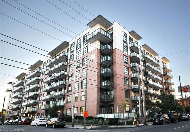 88 Colgate Avenue #215, Toronto, ON M4M 0A6 (MLS #40009926) :: Forest Hill Real Estate Collingwood
