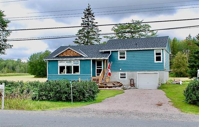 525 526 Highway, Britt, ON P0G 1A0 (MLS #40011030) :: Forest Hill Real Estate Collingwood