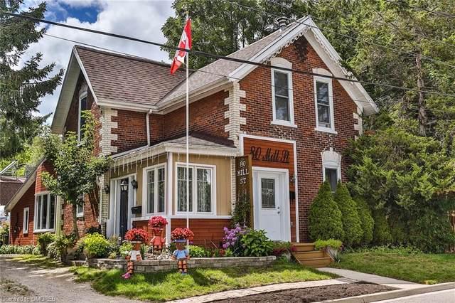 80 Mill Street, Orangeville, ON L9W 2M7 (MLS #40011444) :: Forest Hill Real Estate Collingwood
