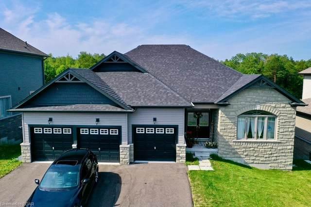 40 Landscape Drive, Horseshoe Valley, ON L0L 2L0 (MLS #40011941) :: Forest Hill Real Estate Inc Brokerage Barrie Innisfil Orillia