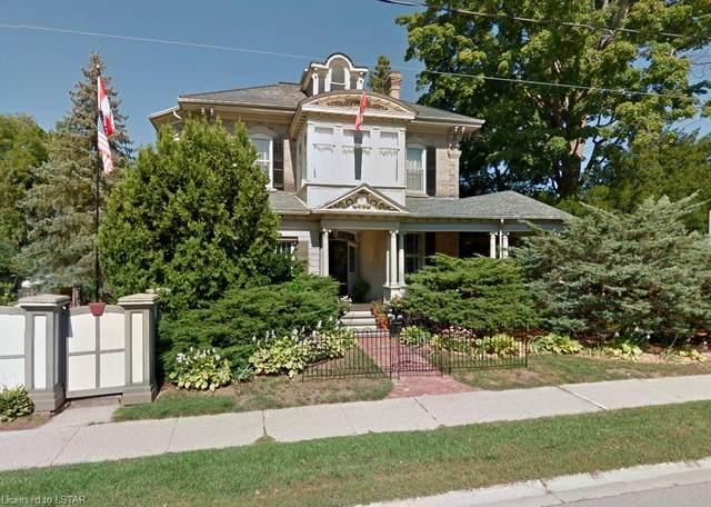 168W King Street W, Ingersoll, ON N5C 2K1 (MLS #40013302) :: Forest Hill Real Estate Collingwood