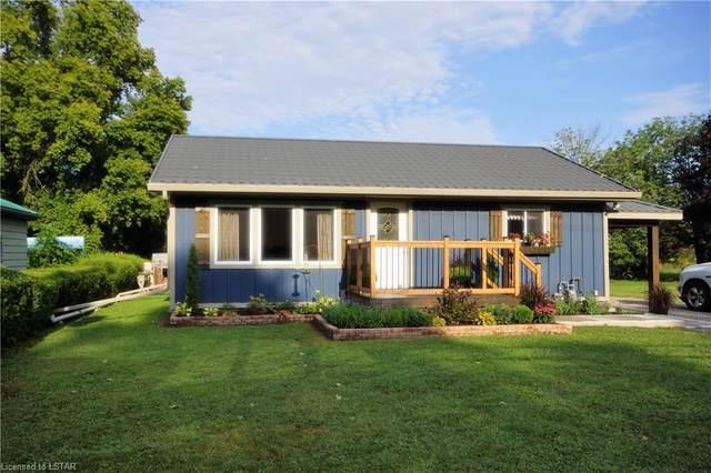 4666 Plank Road, Port Burwell, ON N0J 1T0 (MLS #40013957) :: Forest Hill Real Estate Collingwood