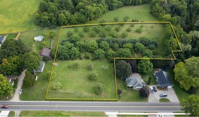 53768 Heritage Line, Richmond, ON N5H 2R1 (MLS #40016574) :: Sutton Group Envelope Real Estate Brokerage Inc.