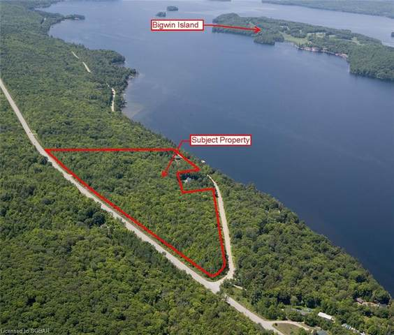 1462 Old Highway 117, Baysville, ON P0B 1A0 (MLS #40019175) :: Forest Hill Real Estate Inc Brokerage Barrie Innisfil Orillia