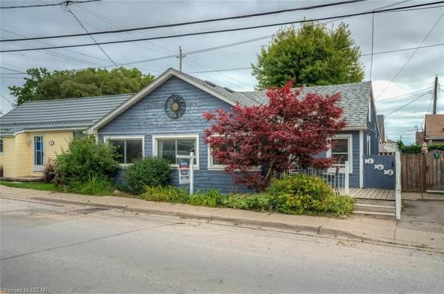 165 William Street, Port Stanley, ON N5L 1C7 (MLS #40020129) :: Forest Hill Real Estate Collingwood