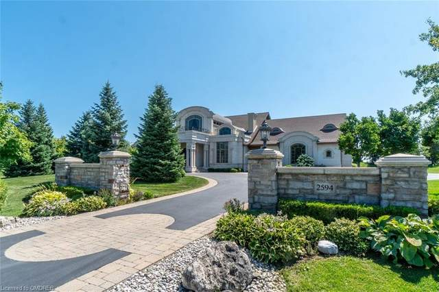 2594 Bluffs Way, Burlington, ON L7M 0T8 (MLS #40022357) :: Sutton Group Envelope Real Estate Brokerage Inc.