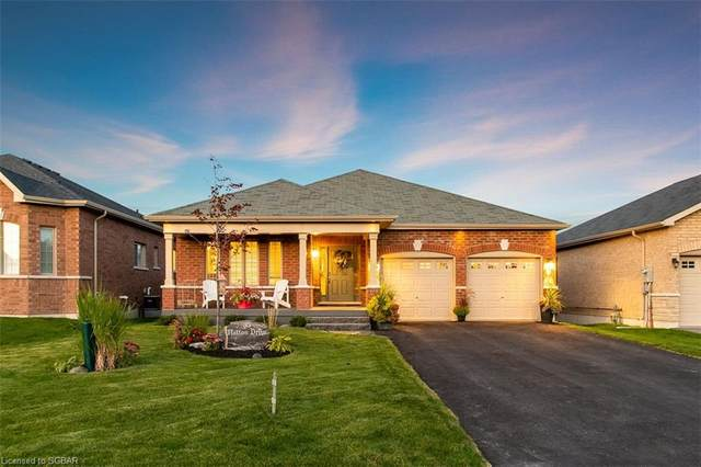 35 Hatton Drive, Penetanguishene, ON L9M 0A3 (MLS #40024151) :: Forest Hill Real Estate Collingwood