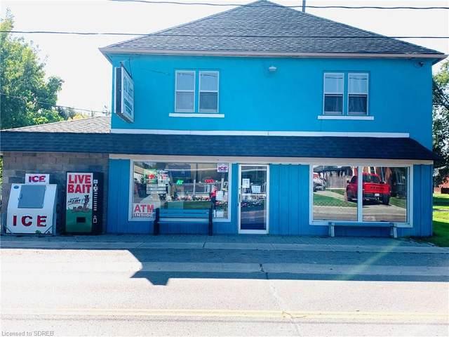 1073 Bay Street, Port Rowan, ON N0E 1M0 (MLS #40025242) :: Forest Hill Real Estate Collingwood