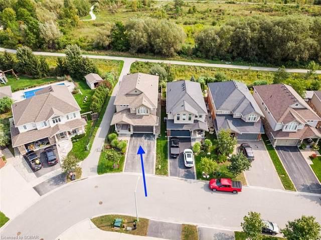 35 Kayla Crescent, Collingwood, ON L9Y 5K9 (MLS #40025655) :: Forest Hill Real Estate Collingwood