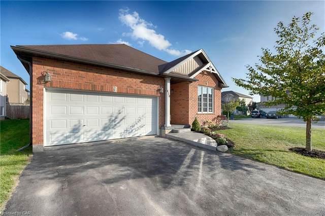 650 Reid Crescent, Listowel, ON N4W 0A1 (MLS #40025856) :: Forest Hill Real Estate Collingwood