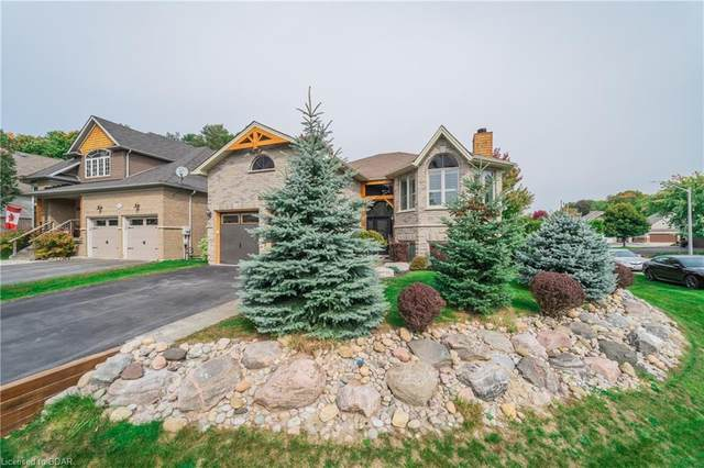 17 Landscape Drive, Oro-Medonte, ON L0L 2L0 (MLS #40025880) :: Forest Hill Real Estate Collingwood