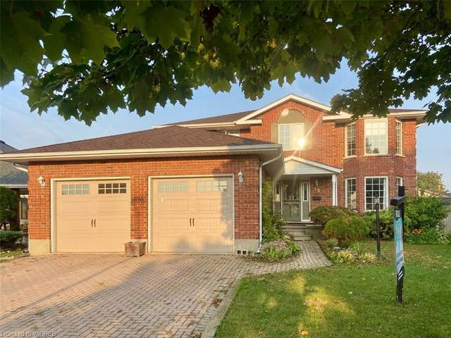 15 John Davies Drive, Woodstock, ON N4T 1M9 (MLS #40026153) :: Forest Hill Real Estate Collingwood