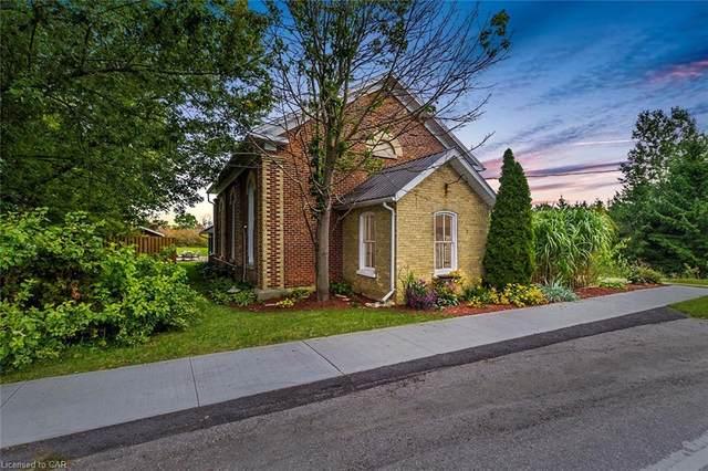 160 Head Street W, Rothsay, ON N0G 2K0 (MLS #40026658) :: Sutton Group Envelope Real Estate Brokerage Inc.