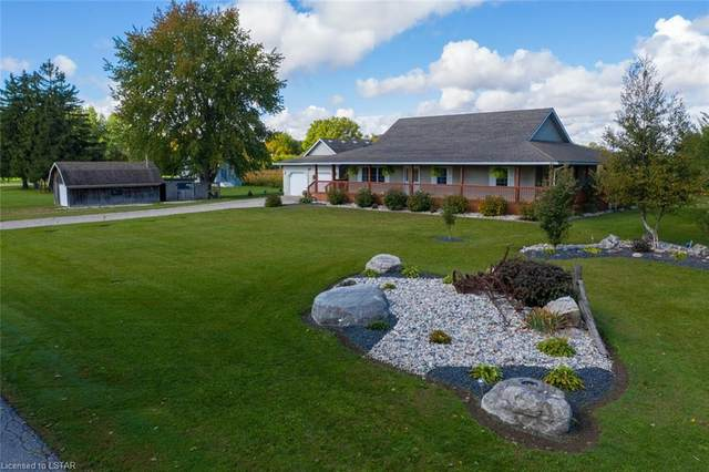 217 Talbot Street, Wardsville, ON N0L 2N0 (MLS #40027160) :: Forest Hill Real Estate Collingwood