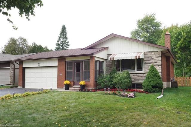 90 Indian Road, Kitchener, ON N2B 2S5 (MLS #40027831) :: Forest Hill Real Estate Collingwood