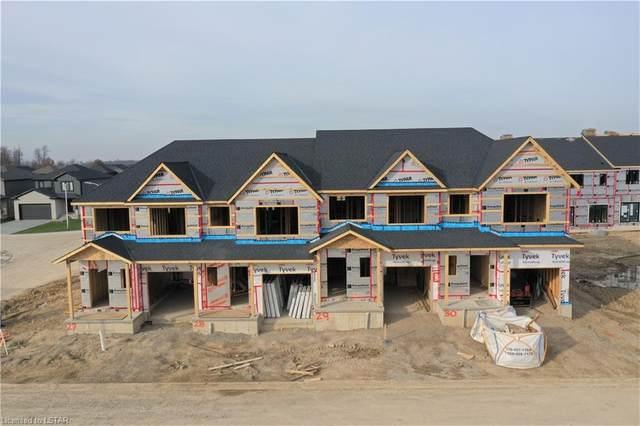 1 Miller Drive #6, Lucan, ON N0M 2J0 (MLS #40029580) :: Sutton Group Envelope Real Estate Brokerage Inc.