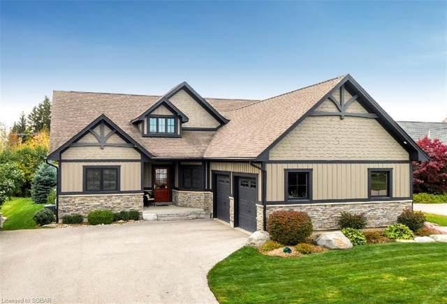 169 High Bluff Lane, Thornbury, ON N0H 2P0 (MLS #40032675) :: Forest Hill Real Estate Collingwood