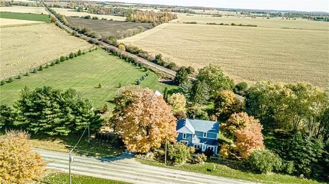 5268 Dorchester Road, Belmont, ON N0L 1B0 (MLS #40033282) :: Sutton Group Envelope Real Estate Brokerage Inc.