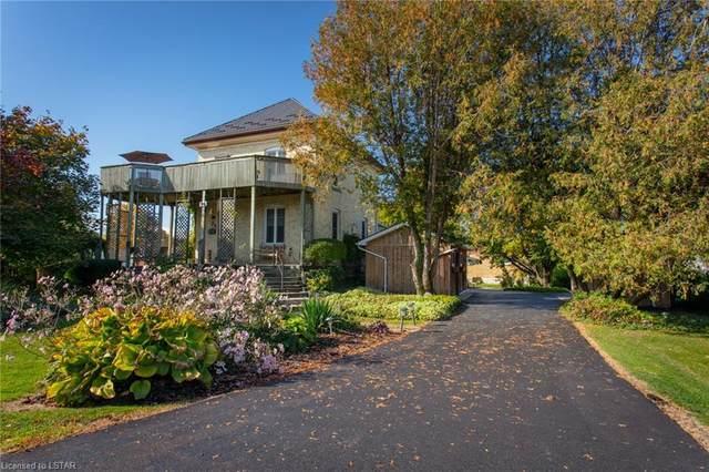 74 London Road, Hensall, ON N0M 1X0 (MLS #40033939) :: Sutton Group Envelope Real Estate Brokerage Inc.
