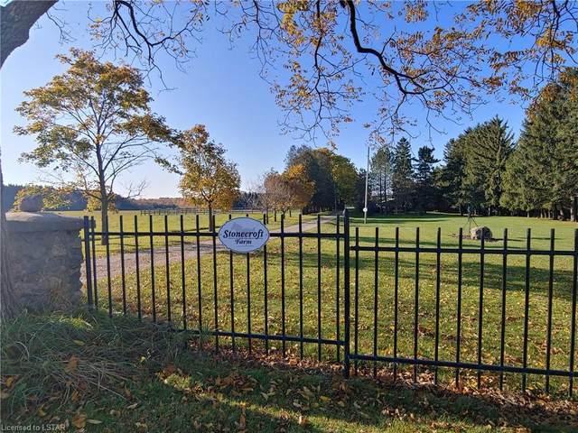 5051 2 Line, Granton, ON N0M 1V0 (MLS #40035229) :: Forest Hill Real Estate Collingwood