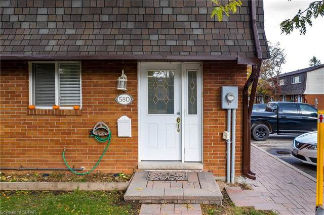 580 Tenth Street, Collingwood, ON L9Y 4C1 (MLS #40035408) :: Forest Hill Real Estate Collingwood