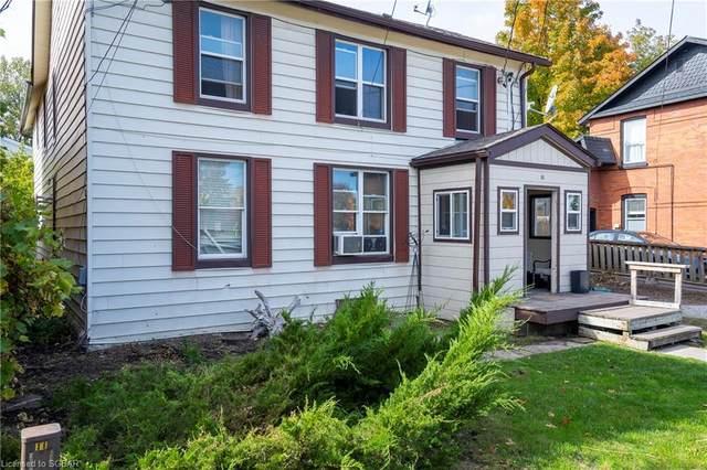 32 St. Paul Street, Collingwood, ON L9Y 3N9 (MLS #40036387) :: Forest Hill Real Estate Collingwood