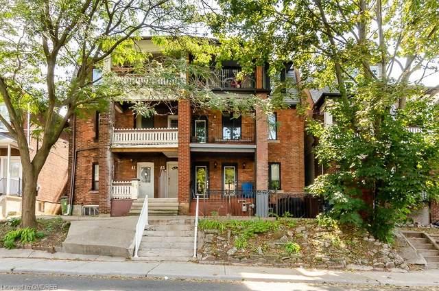 45 Jerome Street, Toronto, ON M6P 1H8 (MLS #40037525) :: Sutton Group Envelope Real Estate Brokerage Inc.