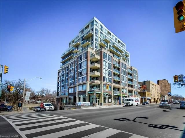 1638 Bloor Street W #412, Toronto, ON M6P 0A6 (MLS #40038791) :: Sutton Group Envelope Real Estate Brokerage Inc.