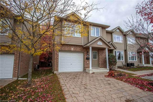 1320 Savannah Drive #84, London, ON N5X 0B7 (MLS #40039974) :: Sutton Group Envelope Real Estate Brokerage Inc.