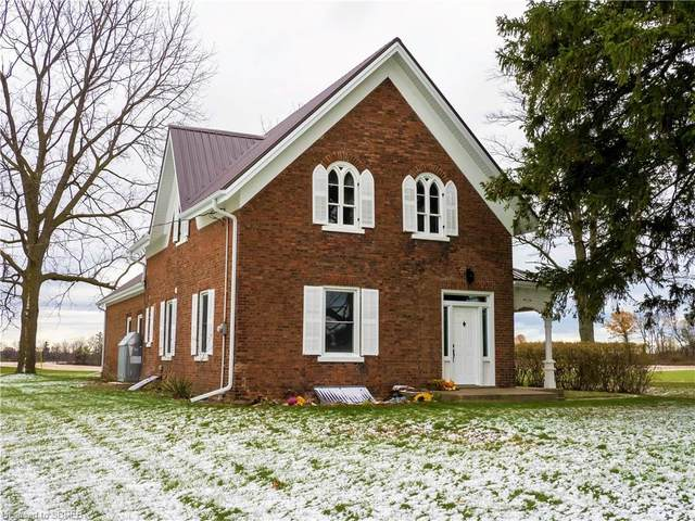422 Fisher's Glen Road, Vittoria, ON N0E 1W0 (MLS #40040554) :: Sutton Group Envelope Real Estate Brokerage Inc.