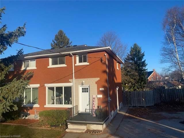 158 Donald Street, Kitchener, ON N2B 3G8 (MLS #40040865) :: Sutton Group Envelope Real Estate Brokerage Inc.