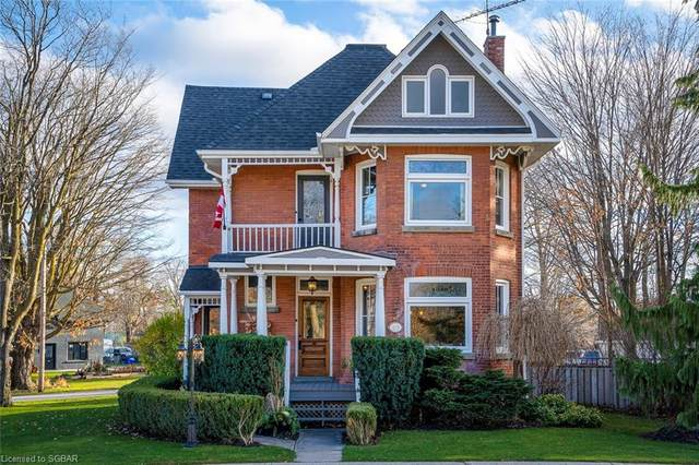 7217 26 Highway, Clearview, ON L0M 1S0 (MLS #40044233) :: Sutton Group Envelope Real Estate Brokerage Inc.