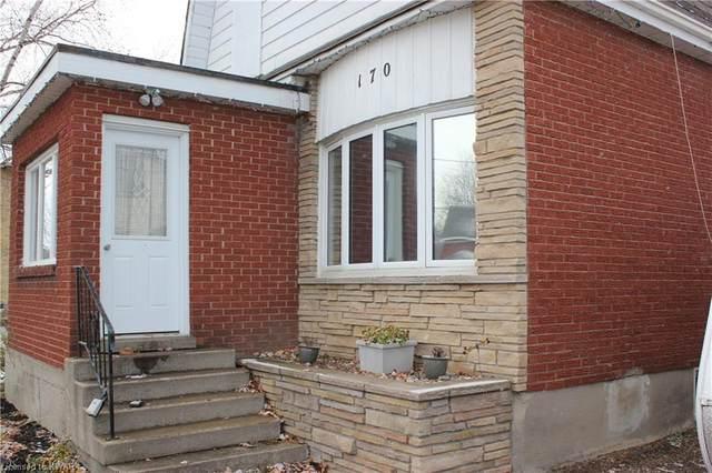 170 Winstanley Street, Monkton, ON N0K 1P0 (MLS #40045012) :: Sutton Group Envelope Real Estate Brokerage Inc.