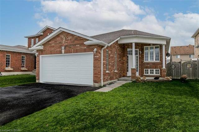 55 Mike Hart Drive, Essa, ON L0M 1B6 (MLS #40045079) :: Sutton Group Envelope Real Estate Brokerage Inc.