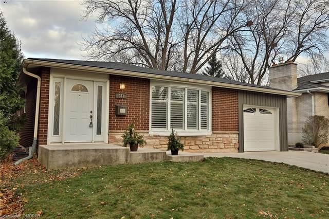 631 Mullin Way, Burlington, ON L7L 4J6 (MLS #40045423) :: Sutton Group Envelope Real Estate Brokerage Inc.