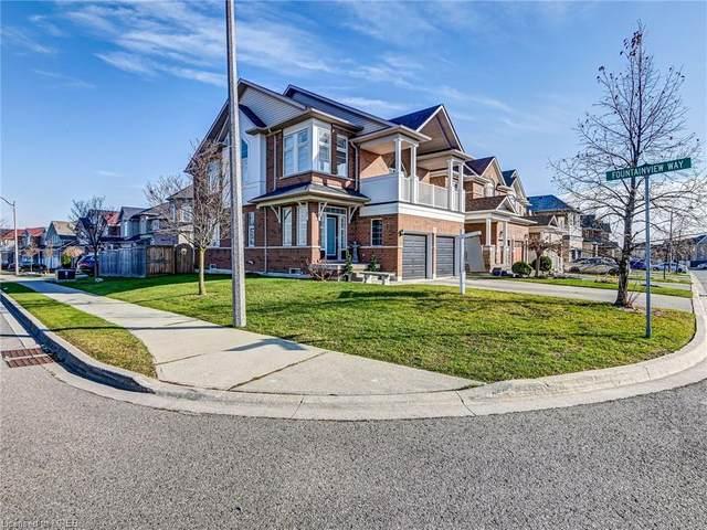 58 Village Lake Crescent, Brampton, ON L6S 6K6 (MLS #40046350) :: Sutton Group Envelope Real Estate Brokerage Inc.