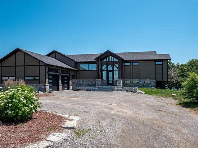 33 Greens Line, Dunnville, ON N1A 2W6 (MLS #40047463) :: Forest Hill Real Estate Collingwood