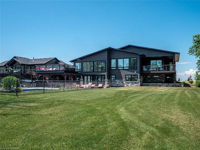 27 Greens Line, Dunnville, ON N1A 2W6 (MLS #40047464) :: Forest Hill Real Estate Collingwood