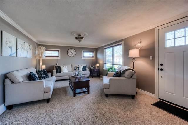 411 Main Street W, Springford, ON N0J 1X0 (MLS #40048515) :: Sutton Group Envelope Real Estate Brokerage Inc.