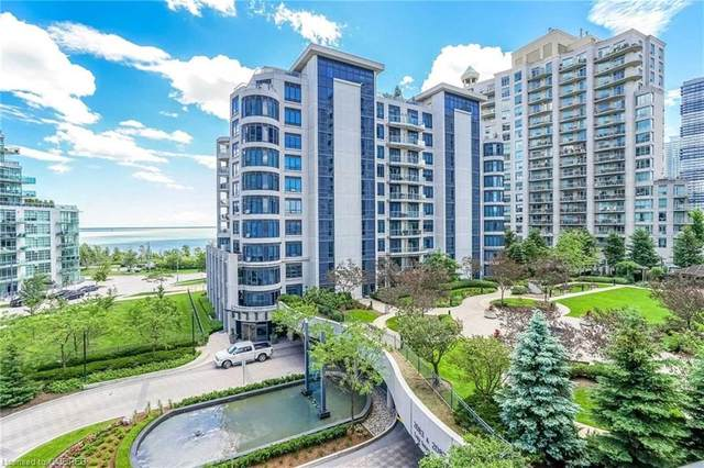2083 Lake Shore Boulevard W #211, Toronto, ON M8V 4G2 (MLS #40053701) :: Forest Hill Real Estate Collingwood