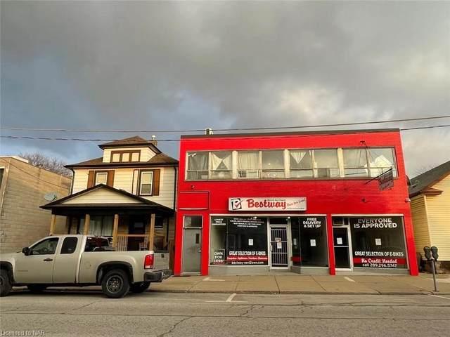 4932 Victoria Avenue, Niagara Falls, ON L2E 4C6 (MLS #40057521) :: Forest Hill Real Estate Collingwood