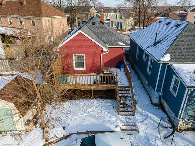 113 Niagara Street, St. Catharines, ON L2R 4L5 (MLS #40066917) :: Sutton Group Envelope Real Estate Brokerage Inc.