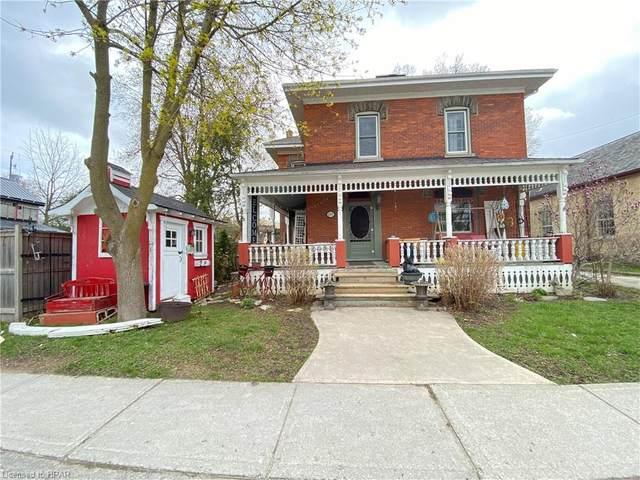 297 Edward Street, Wingham, ON N0G 2W0 (MLS #40079620) :: Envelope Real Estate Brokerage Inc.