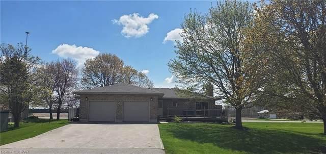 1A Crawford Street, Wingham, ON N0G 2W0 (MLS #40080043) :: Envelope Real Estate Brokerage Inc.