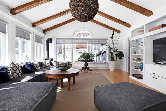 40 Niagara Street, Collingwood, ON L9Y 3X2 (MLS #40082094) :: Forest Hill Real Estate Collingwood