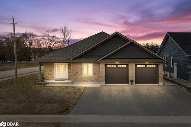 38 George Street, Creemore, ON L0M 1G0 (MLS #40083130) :: Forest Hill Real Estate Collingwood