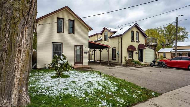 78 Arthur Street, Brantford, ON N3S 3H8 (MLS #40086812) :: Forest Hill Real Estate Collingwood
