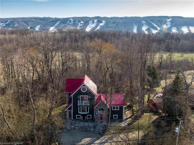 190 Lakeshore Road E, The Blue Mountains, ON L9Y 0M9 (MLS #40087387) :: Envelope Real Estate Brokerage Inc.