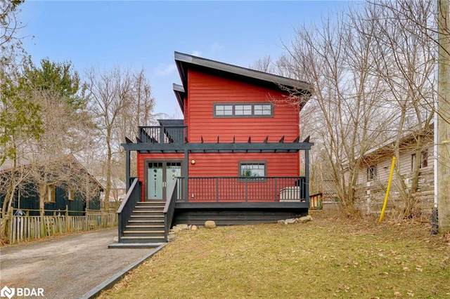 18 Parry Sound Road, Parry Sound, ON P2A 2M4 (MLS #40087808) :: Envelope Real Estate Brokerage Inc.