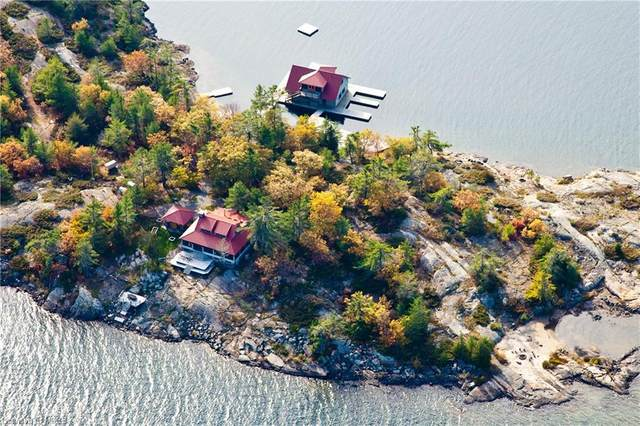 56B321 Pt Frying Pan Island, Parry Sound, ON P2A 1T4 (MLS #40093610) :: Forest Hill Real Estate Collingwood